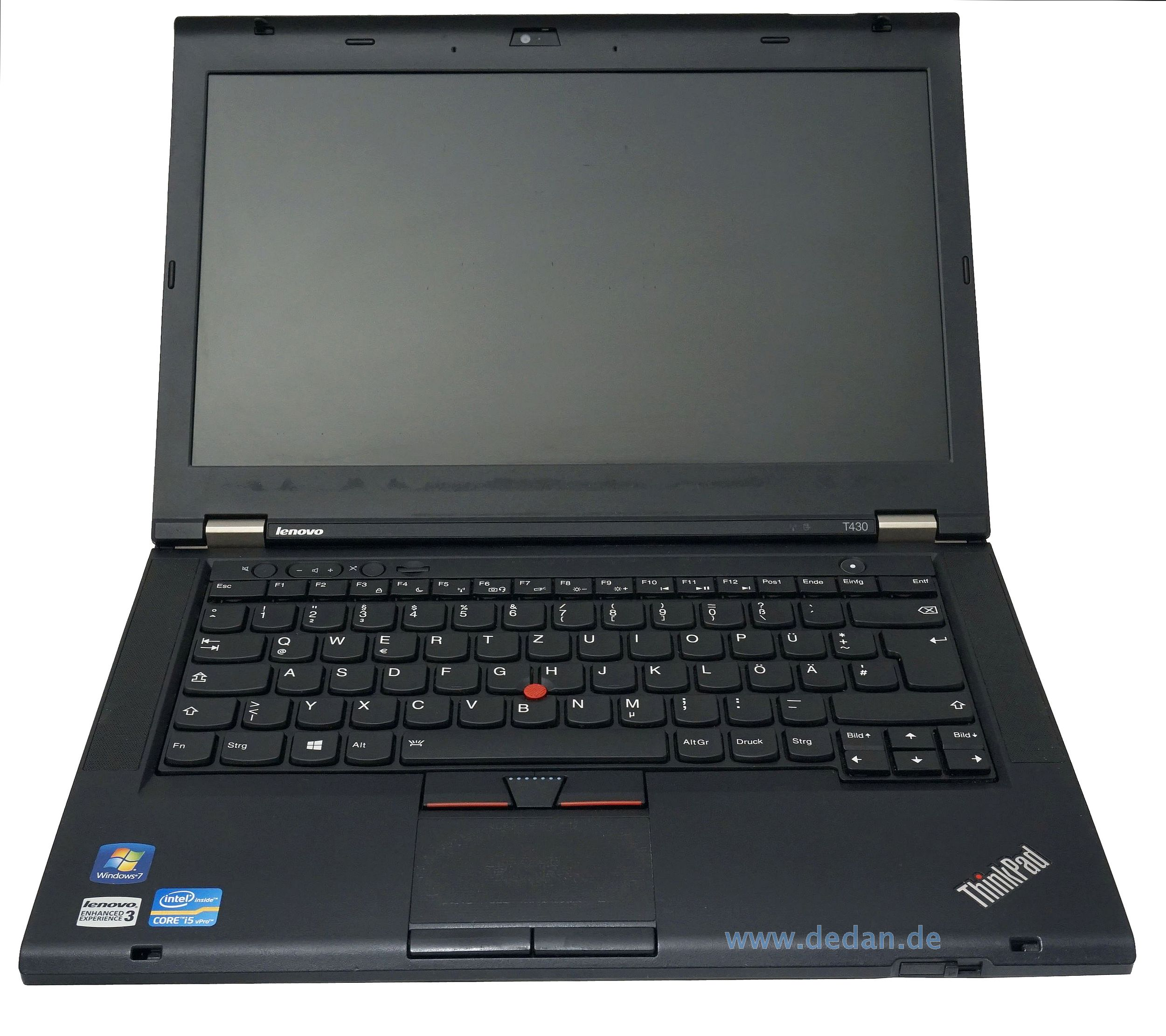 Lenovo Thinkpad T430 I5 2 6ghz 4gb Ram 320gb Hdd Umts